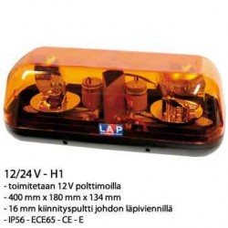 LAP Compact Light Bar 12 V