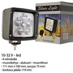 LED TYÖVALO 18W (10 -30 VDC )